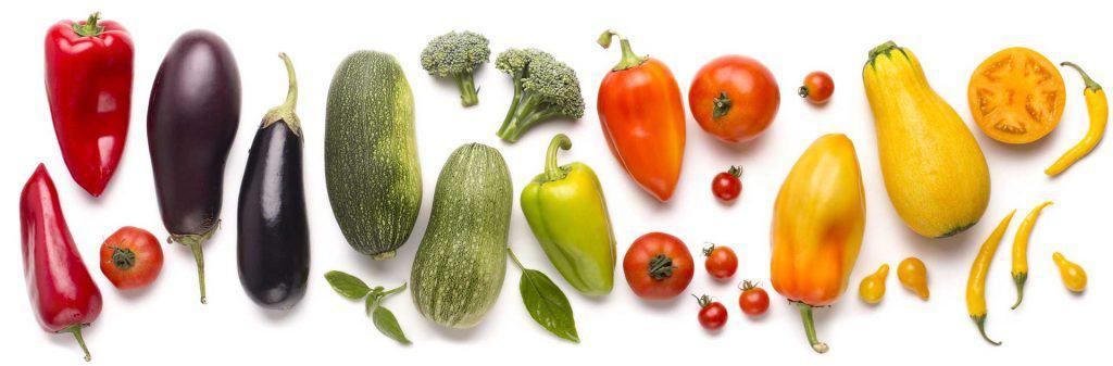 Fruites et légumes colorés polyphénols anti-oxydants anti-inflammatoires