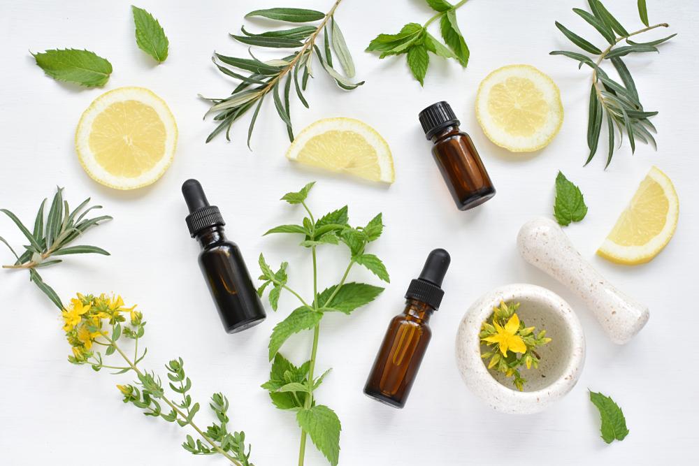 Herbalisme huiles essentielles fleurs de Bach micronutrition